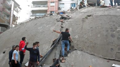 Photo of Deadly Aegean earthquake rocks Greece, western Turkey