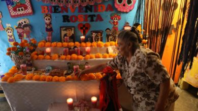 Photo of Mexicans to celebrate Day of the Dead at home amid Covid-19 restrictions
