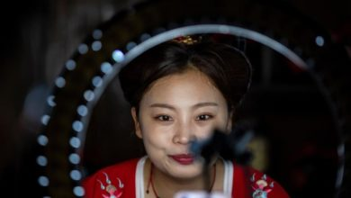 Photo of Chinese industrial activity slows slightly in October