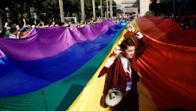 Photo of Taipei Pride Parade draws tens of thousands
