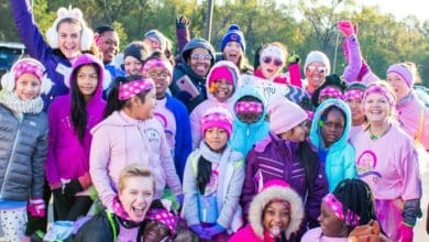 Photo of Girls on the Run Works to Empower Youth Physically and Mentally