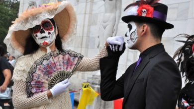 """Photo of Cazateatro and the Memphis Brooks Museum of Art to Hold their """"Day of the Dead"""" Reverse Parade on Oct. 24"""