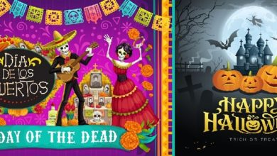 Photo of Day of the Dead vs. Halloween, Two Very Different but Equally Significant Celebrations