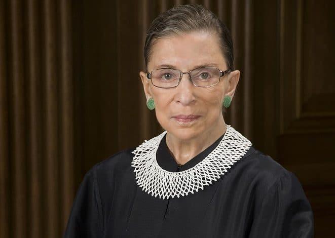 La Jueza de la Corte Suprema de Justicia de EE.UU., Ruth Bader Ginsburg, muere a los 87 años de edad. / Supreme Court Justice Ruth Bader Ginsburg Dies At 87. (Photo: The Collection of the Supreme Court of the United States)