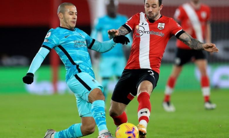 Southampton stun struggling Liverpool thanks to early goal - La Prensa  Latina Media